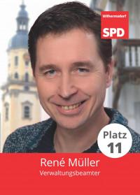 René Müller, Liste 5, Platz 11