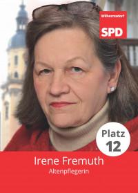 Irene Fremuth, Liste 5, Platz 12