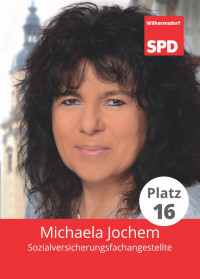 Michaela Jochem, Liste 5, Platz 16