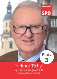 Helmut Tichy, Liste 5, Platz 3